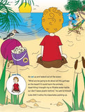 Sample pages or images for lukes beach day
