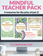 Mindful Teacher Pack Special