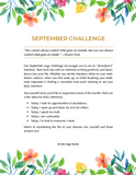 Monthly Yoga Challenges for Grownups