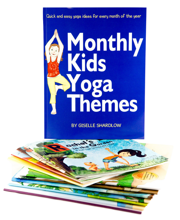 Monthly Kids Yoga Themes Pack
