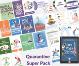 Quarantine Super Pack