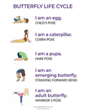 Simple Yoga Sequences for Kids (Book 3)