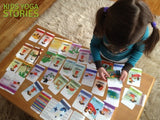 Sophia's Jungle Adventure Yoga Cards