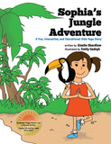 Front cover page or cover image for sophias jungle adventure Book