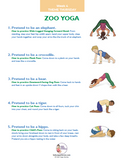 Summer Yoga in 10 Minutes a Day - PLUS