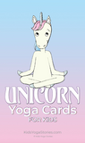 Unicorn Yoga Cards for Kids