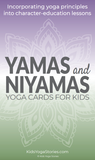 Yamas and Niyamas Cards for Kids