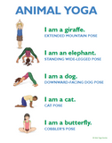 Simple Yoga Sequences for Kids
