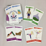 Yoga Cards for Kids Pack (Two Decks)