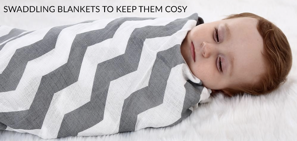 Large swaddling blankets for babies