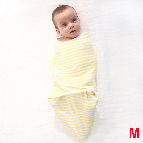Colourful Newborn Baby Swaddle Blanket Wrap