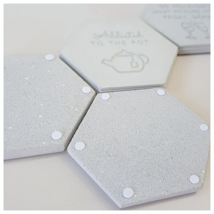 Concrete Coasters