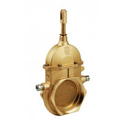 MZ Heated Brass Piston Valve