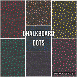 PERPETUAL PREORDER Chalkboard Dots