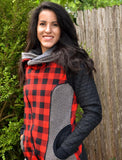 PERPETUAL PREORDER Solid Buffalo Plaid