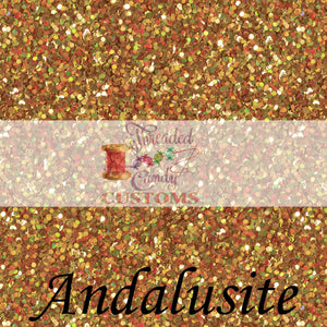 *Perpetual Preorder* Majestic Glitters: Andalusite