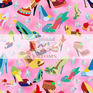 *PREORDER* Fancy Princess Heels