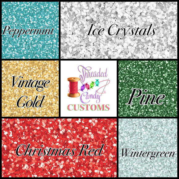 *PREORDER* Holiday Faux Glitters