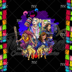 PREORDER 703 Birds of Prey Blanket Topper