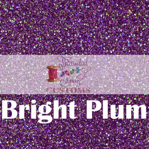 PERPETUAL PREORDER 1 Bright Plum Pearlescent Glitter