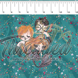 PREORDER 118 Pottermaids Friends Child Sized Panel