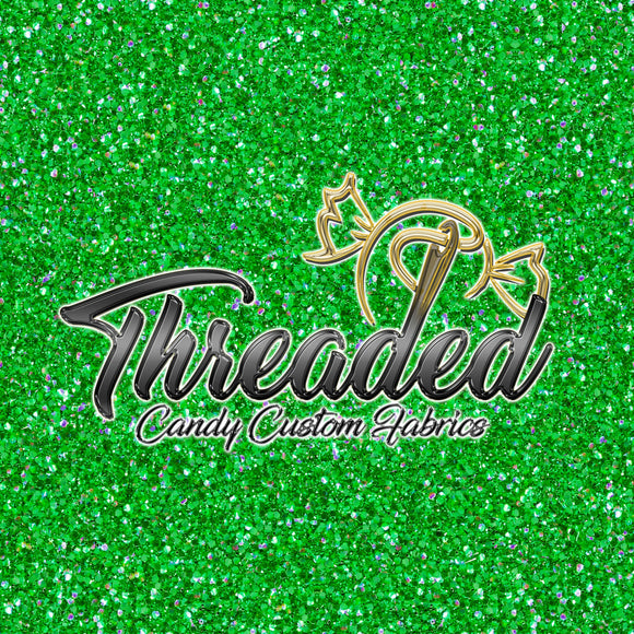 PERPETUAL PREORDER™ 296 Grinchy Green Pearlescent Glitter