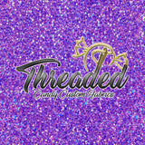PREORDER 251 Bright Purple Pearlescent Glitter