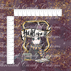 PREORDER-Hufflemaid Fat Half Panel