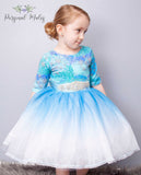 Perpetual Preorder 728 Winter Princess Splatter