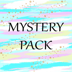 Retail MYSTERY Scrap Packs *ORDER ALONE-READ DESCRIPTION*