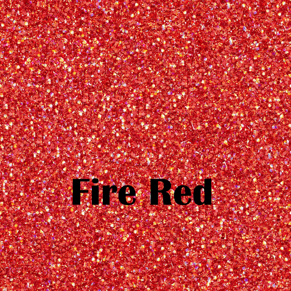 PERPETUAL PREORDER 153 Pearlescent Glitters: Fire Red