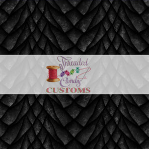 *RETAIL* Charcoal Dragon Scales