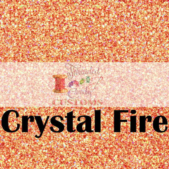 PERPETUAL PREORDER Pearlescent Glitters: Crystal Fire