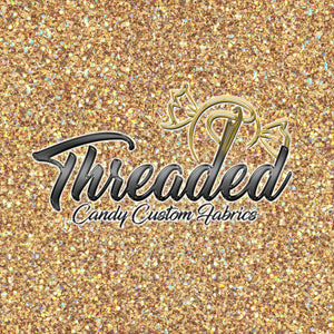 PREORDER 585 Gold Pearlescent Glitter