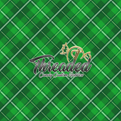 PREORDER 714 Green5 Tartan Plaid