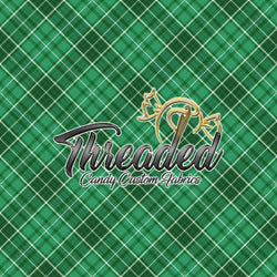 PREORDER 715 Green6 Tartan Plaid