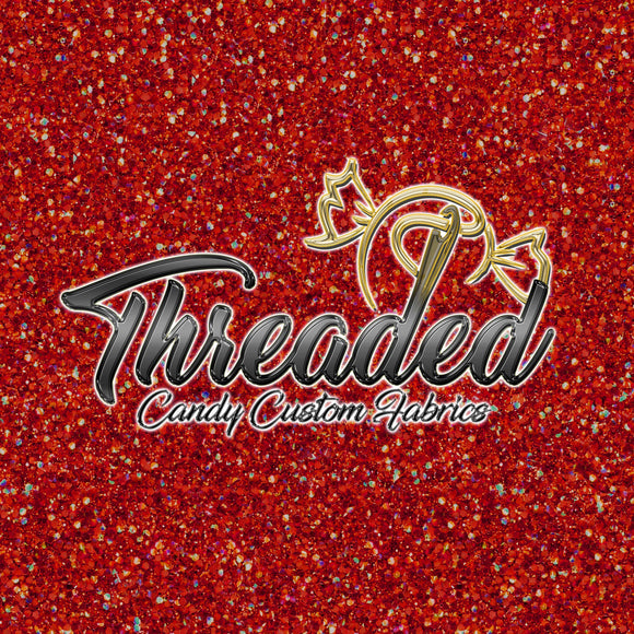 PREORDER 584 Vintage Red Pearlescent Glitter