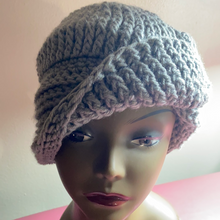 Stylish Grey Hat
