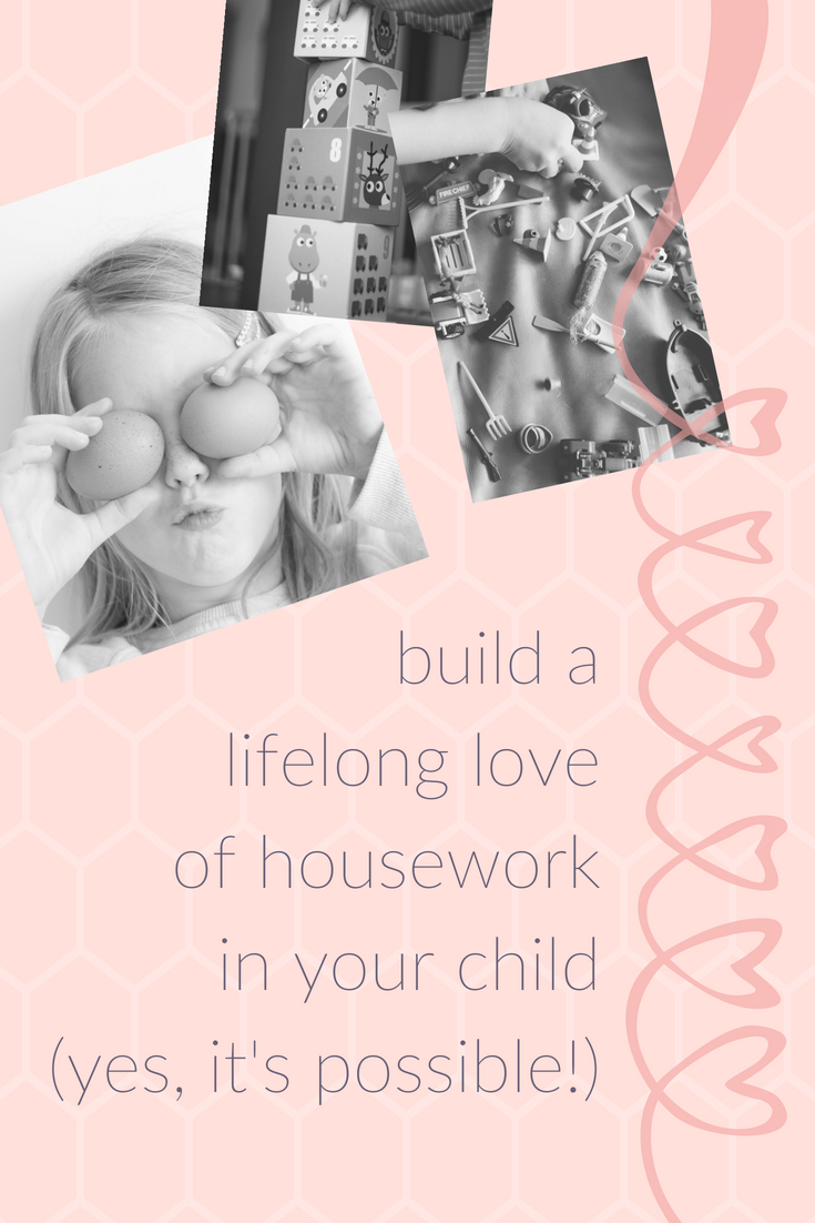Get Your Kids to LOVE Housework!