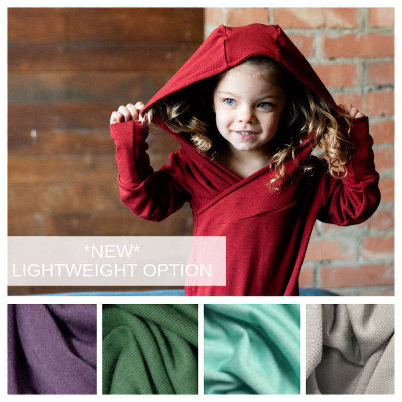 Hooded Romper | LIGHTWEIGHT PREORDER