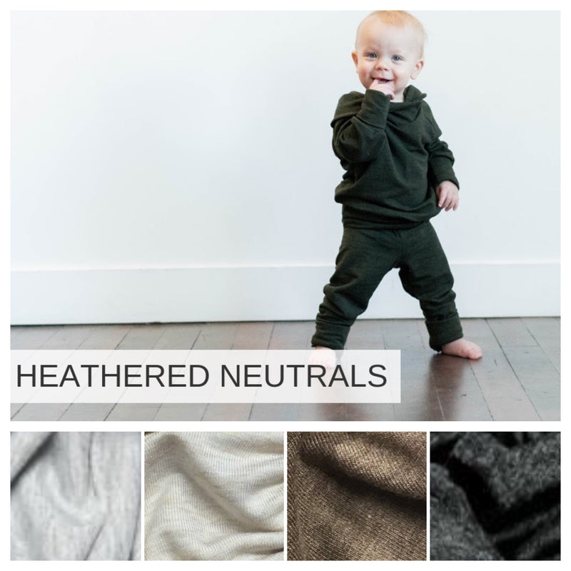 Joggers |  Heathered Neutrals Preorder