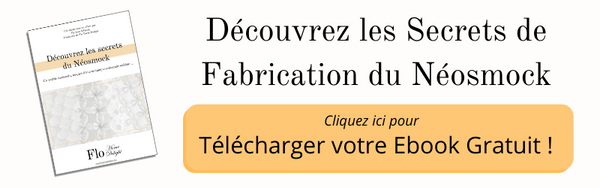 Ebook Secrets de fabrication Neosmock Flo Home Delight