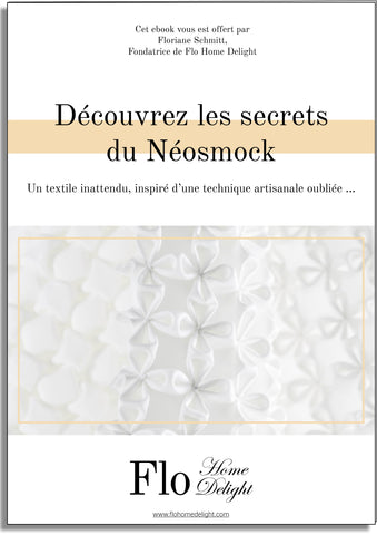 Flo Home Delight Ebook gratuit fabrication smock