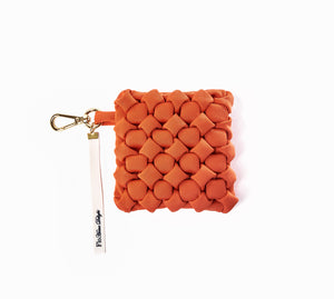 Le Porte-clé Néosmock Multiplié - Orange Brûlé - Flo Home Delight
