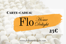 Carte Cadeau Flo Home Delight