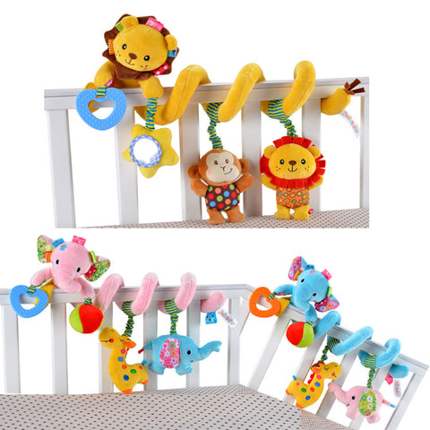 Baby Playpens Baby Toy Plush Multipurpose Bed Circle/Bed Round with Sound
