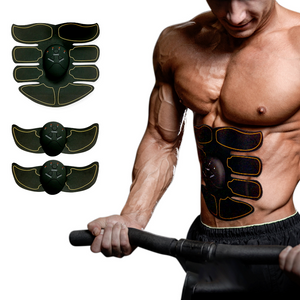 Professional Electric Muscle Stimulator And Fat Burner. (Complete Abdominal Training EMS)
