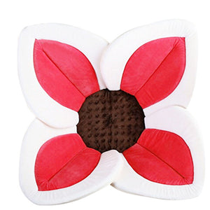 Blooming Bath Flower Baby Cushion. (8 Colors Available)