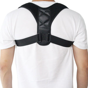Professional Posture Correction Brace. (Adjustable Spine, Neck, Back & Shoulder Corrector)