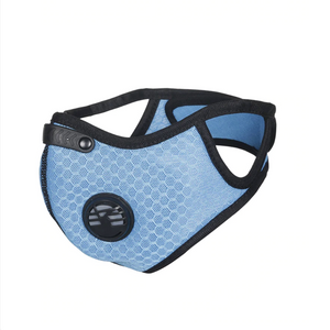 PM2.5 Filter Micro-Particle Barrier Antiseptic Respirator (100% Reusable Protective Mask)
